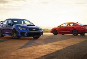 2019 Subaru WRX and WRX STI
