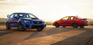2019 Subaru WRX and WRX STI