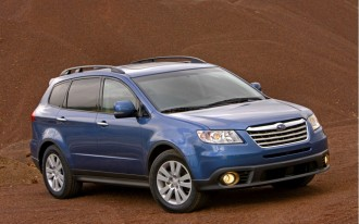 2010 Subaru Tribeca: The Forgotten Seven-Seat SUV