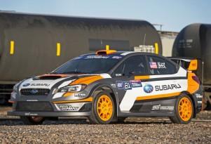 2015 Subaru WRX STI Rallycross VT15x