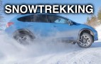 How Subaru's AWD system works in the snow