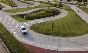 Chicago-area Subaru dealer owns private test track