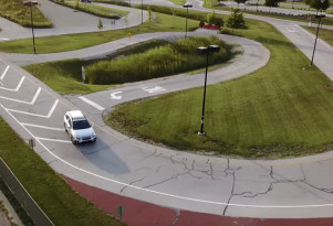 Chicago-area Subaru dealer owns private test track