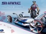 Subaru's SHARC, winner of the 2012 Los Angeles Auto Show Design Challenge