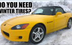 Do winter tires help when it's dry and cold?