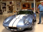 Superformance Shelby Daytona Coupe on Jay Leno's Garage.