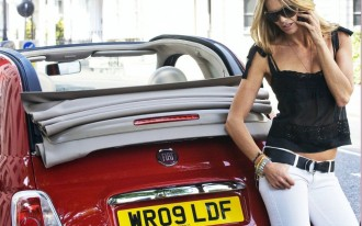 Supermodel Elle McPherson Loves Her...Chrysler ?!?!?