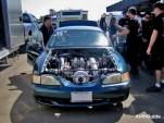 Supra Powered Ford Mustang