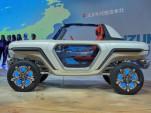 Suzuki e-Survivor concept, 2017 Tokyo Motor Show