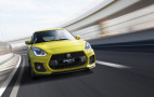 Suzuki debuts an all-new 2018 Swift Sport in Frankfurt