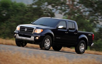 Should You Buy a Nissan Frontier or a Suzuki Equator?