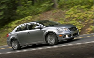 Suzuki's 2010 Kizashi Will Start under $19,000