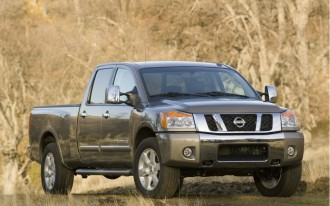 2011 Nissan Titan, Armada Priced