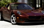 SV Motor Company's new Corvette-based 9 Competizione unveiled