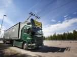 Sweden's new e-way electrified highway