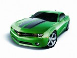 Synergy Green Camaro