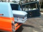 T-Pain's 1991 Cadillac hearse