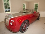 T-Pain's custom Rolls Royce Phantom Drophead Coupe