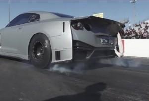 T1 Race Development Nissan GT-R