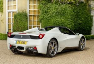 Tailor-Made Ferrari 458 Spider