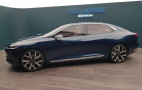 Tata shows E-Vision electric sedan concept in Geneva