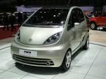 Tata Nano Europa at Geneva Auto Show