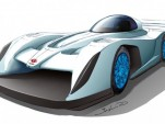 Team APEV Monster Sports electric Pikes Peak race car preview