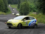 Team O'Neil and Ford Racing team up for the Fiesta Rally Experience