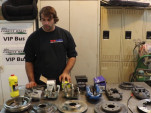 Team O'Neil explains racing brakes