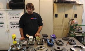 Team O'Neil explains racing brakes