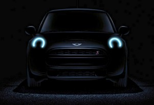 2014 MINI Cooper Teased With New Video