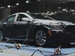 Teaser for 2016 Chevrolet Malibu debuting at 2015 New York Auto Show