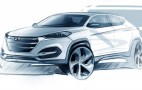 2016 Hyundai Tucson Teased Ahead Of 2015 Geneva Motor Show: Video