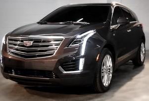 Teaser for 2017 Cadillac XT5