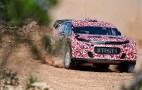 2017 Citroën WRC teased, hints at next-gen C3