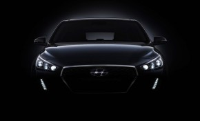 Teaser for 2017 Hyundai i30 debuting at 2016 Paris auto show