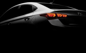 Teaser for 2018 Hyundai Accent debuting at 2017 Canadian auto show