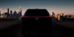 Lexus UX smaller crossover teased before Geneva auto show