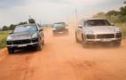 Porsche Cayenne E Hybrid coming soon