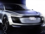All-electric Audi e-tron Sportback concept teased for Shanghai auto show