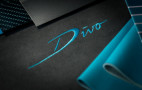 Hardcore Bugatti Chiron Divo teased ahead of August 24 reveal