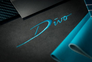 Teaser for Bugatti Chiron Divo debuting on August 24