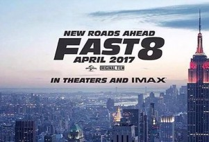 Teaser for 'Fast 8' - Image via Vin Diesel's Instagram