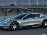 Teaser for Fisker EMotion debuting on August 17, 2017