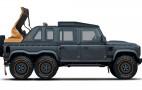 Kahn Design building a Mercedes-Maybach G650 Landaulet rival