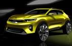 Kia teases Stonic subcompact SUV