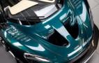 Lanzante teases McLaren P1 GT Longtail