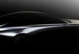 Teaser for Mazda design concept debuting at 2017 Tokyo Motor Show