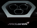 Teaser for McLaren P15 supercar debuting in first quarter of 2018