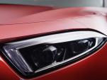 Teaser for Mercedes-Benz CLS debuting at 2017 Los Angeles Auto Show